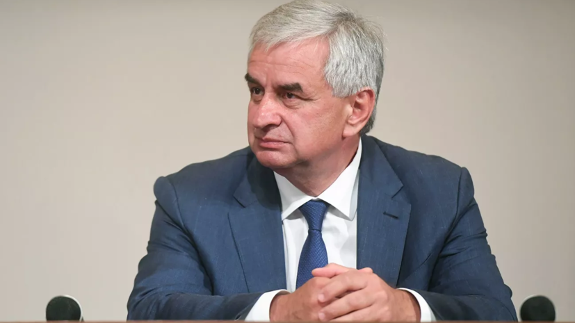 Вице-президент Абхазии исключил участие Хаджимбы в повторных выборах