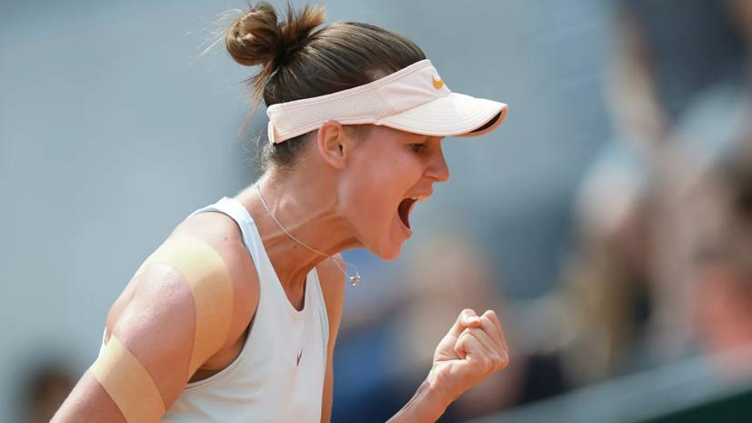 Кудерметова обыграла Стосур и вышла во второй круг турнира WTA в Хобарте
