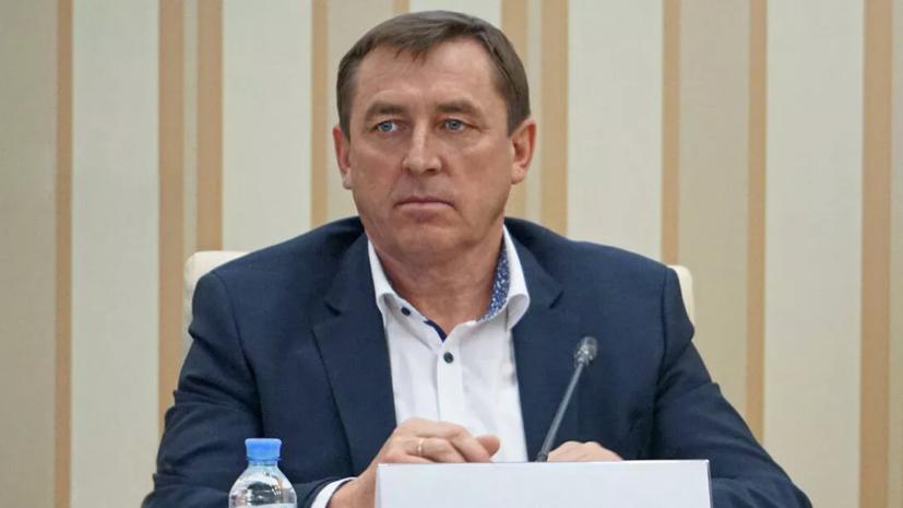 В Крыму заявили об отсутствии переговоров с Украиной о водной блокаде