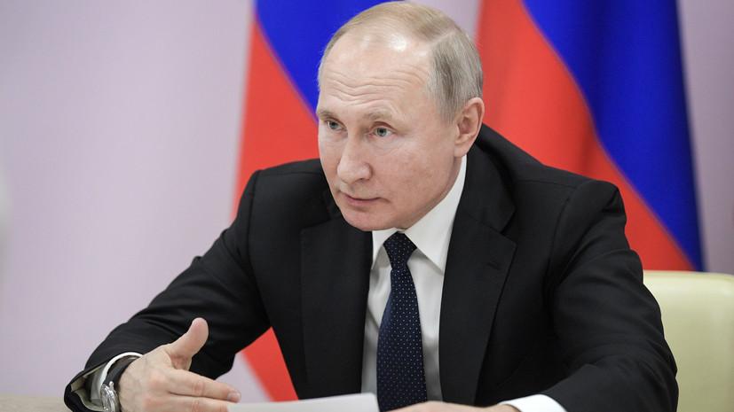 Путин поручил представить меры по развитию паллиативной медпомощи