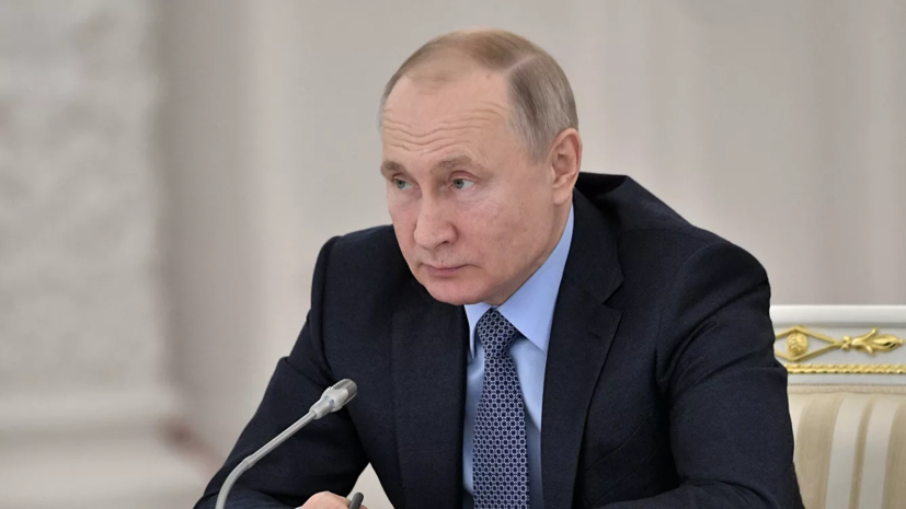 Путин поручил сделать перелёты из Калининградской области доступнее