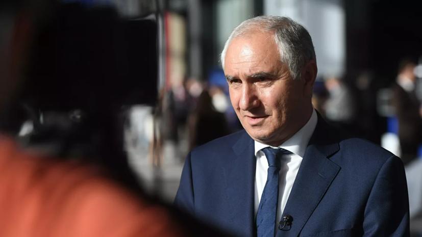 Премьер Абхазии приступил к исполнению обязанностей президента страны