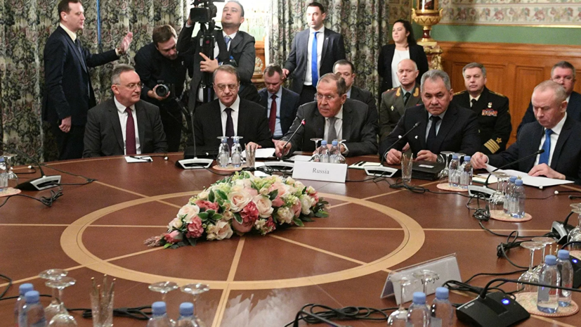 В ООН прокомментировали переговоры по Ливии в Москве