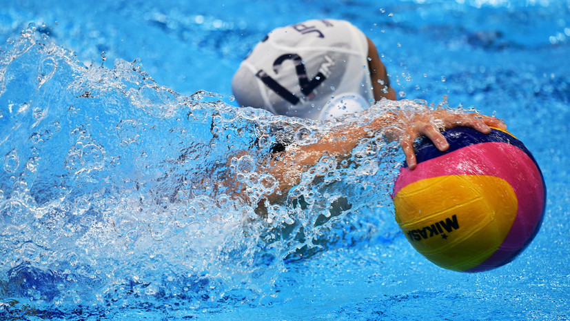 Женская сборная России по водному поло разгромила Сербию на ЧЕ