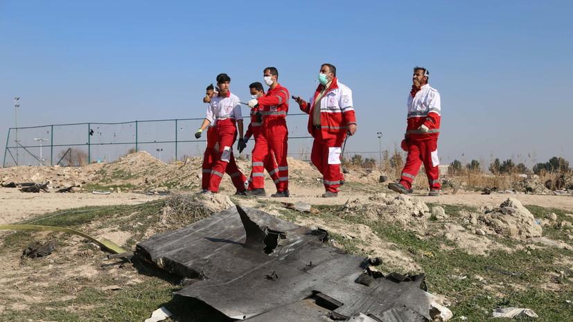 В Иране назвали возможную причину ошибки ПВО в ситуации с Boeing