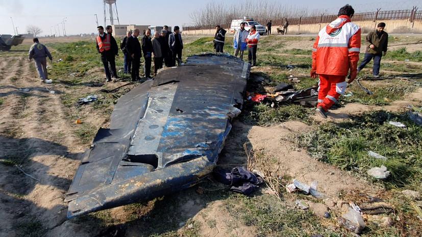 Киев рассматривает вариант созыва заседания СБ ООН по авиакатастрофе
