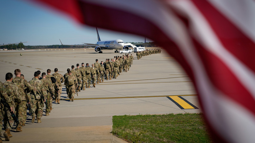 Помпео заявил о сотрудничестве с Ираком по возможному сокращению войск
