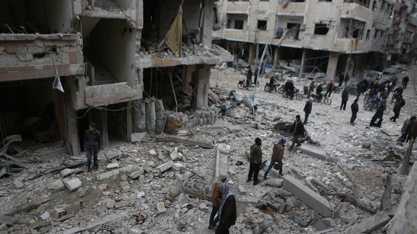 СБ ООН обсудит расследование инцидента в сирийской Думе 20 января