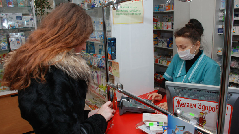 В Роспотребнадзоре отметили низкий уровень заболеваемости гриппом в России