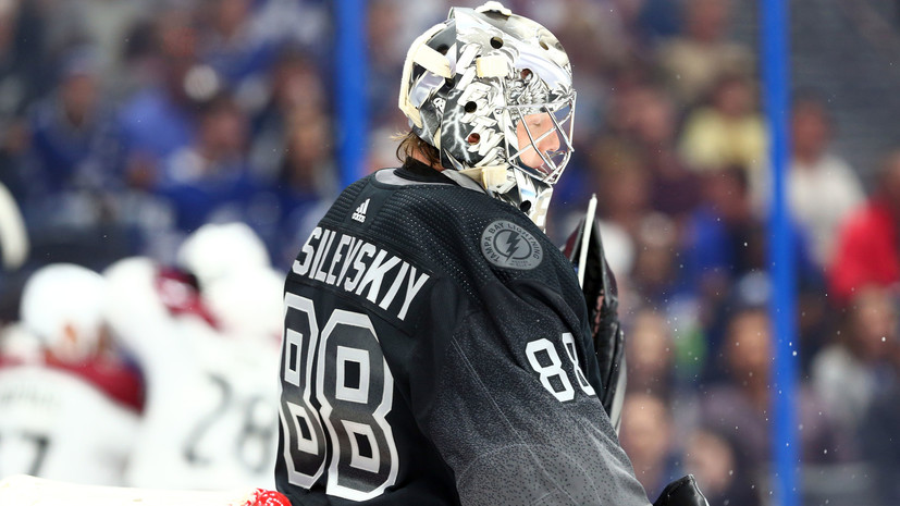 Василевский сыграет в Матче звёзд НХЛ