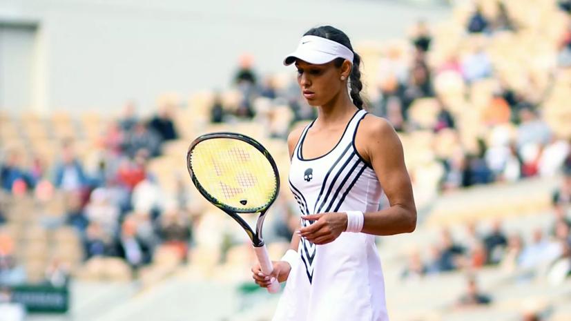Дьяченко проиграла Саккари на старте турнира WTA в Аделаиде