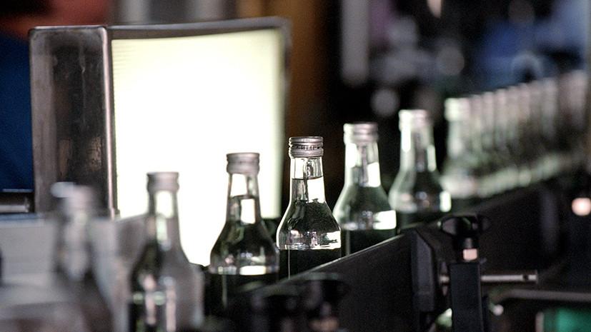 На Украине ожидают почти двукратный рост производства спирта