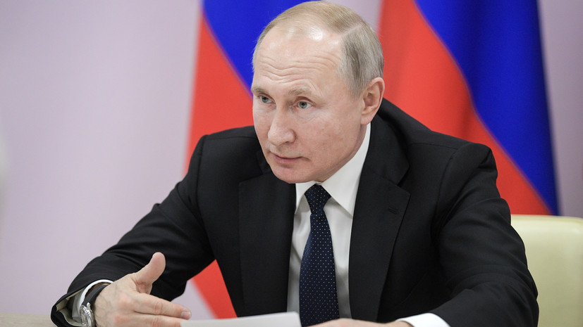 Путин попросил Кудрина проконтролировать исполнение нацпроектов