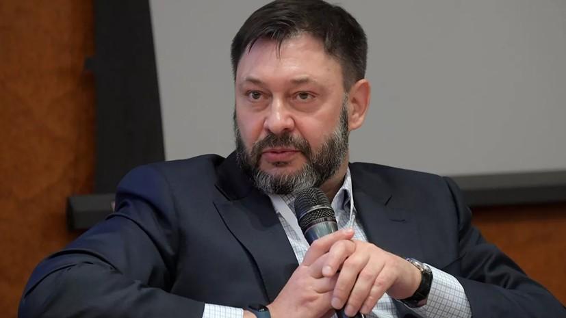 Вышинский не сможет лично быть на заседании суда в Киеве 14 января