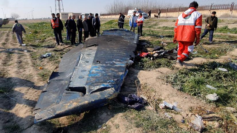 «Каждый, кого следует наказать, должен быть наказан»: в Иране прошли аресты по делу о сбитом украинском Boeing