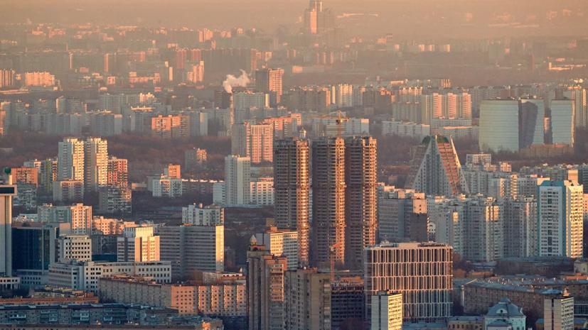 В Москве построят девять промышленных предприятий