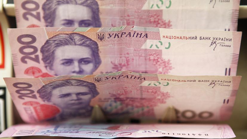 На Украине рассказали о работающих нелегально украинцах