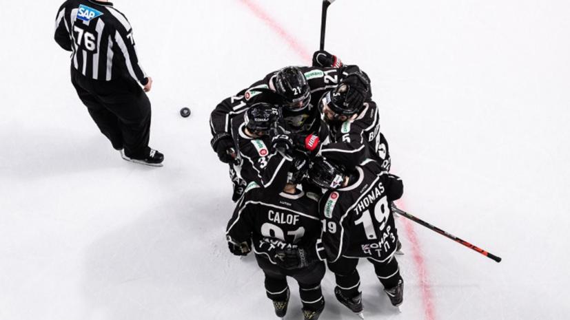 «Трактор» обыграл «Металлург» в матче регулярного чемпионата КХЛ
