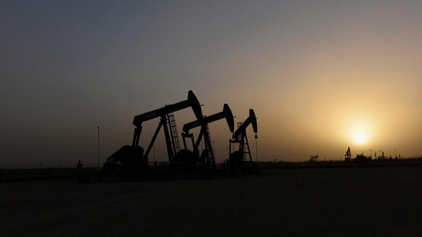 Минэнерго США повысило прогнозы по добыче нефти в стране