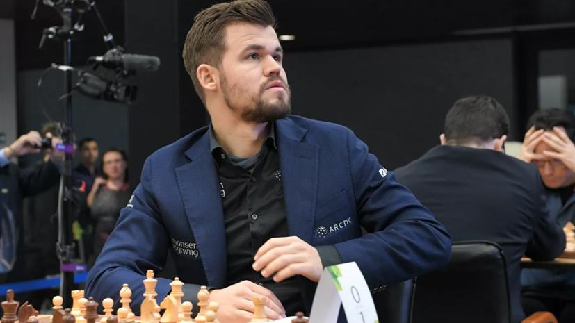 Норвежский шахматист Карлсен установил мировой рекорд по количеству партий подряд без поражений