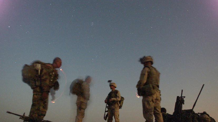 СМИ сообщили о ракетном ударе по военной базе в Ираке