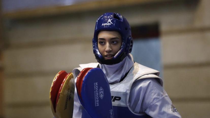 Единственная медалистка ОИ из Ирана покинула страну по политическим соображениям