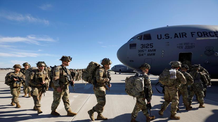 В Госдепе предупредили о последствиях вывода войск США из Ирака
