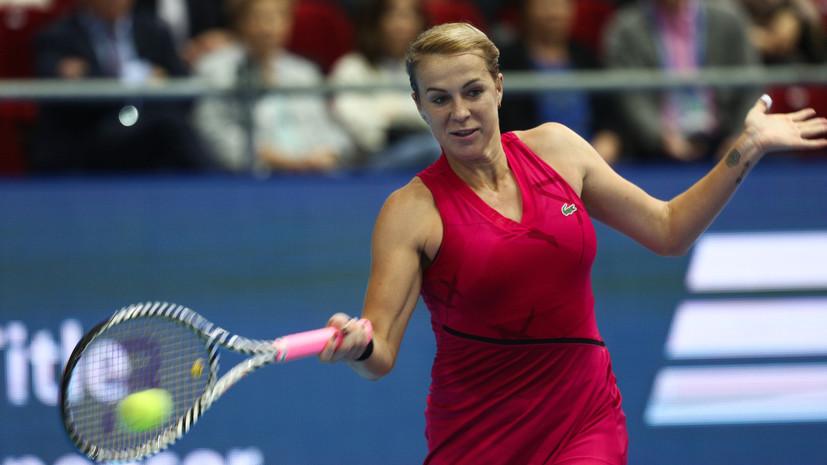 Павлюченкова и Александрова вошли в список сеяных на Australian Open