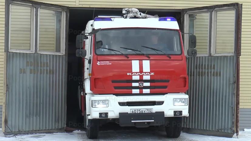 При обрушении в жилом доме в Уфе пострадали три человека