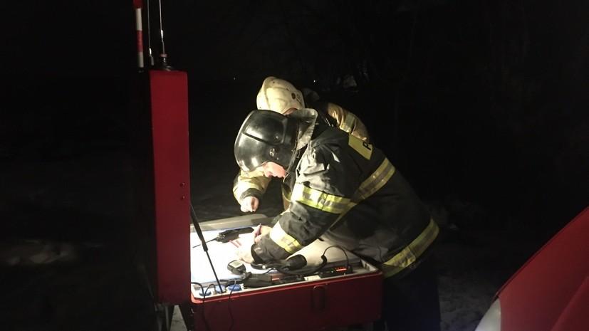 В Брянской области произошёл пожар на мебельной фабрике