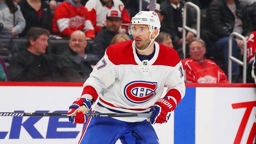 Sportsnet: «Монреаль» может обменять Ковальчука до дедлайна после его успешной игры