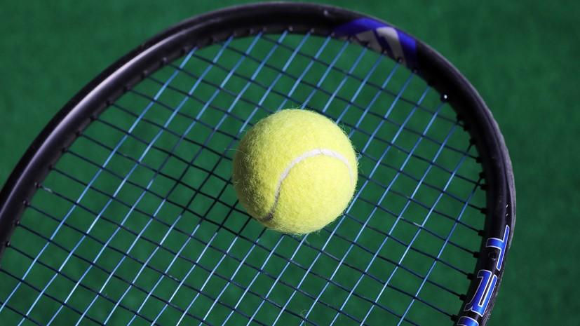 Матчи квалификации Australian Open были прерваны из-за смога