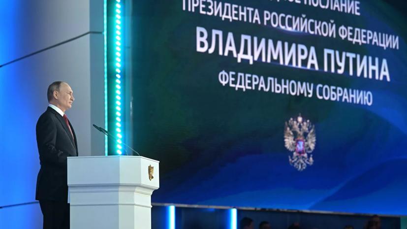 Путин предложил ежегодно увеличивать число бюджетных мест в вузах