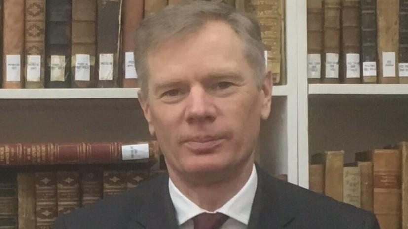 СМИ: Посол Великобритании в Иране покинул Тегеран