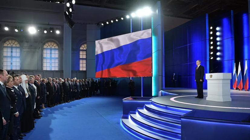 Путин призвал ядерные державы устранить предпосылки глобальной войны