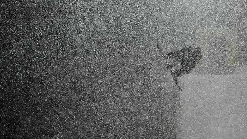 Этап Кубка мира по сноуборду в Москве перенесён