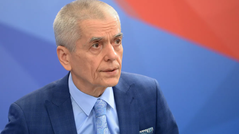 Онищенко оценил итоги опроса о новогодних каникулах