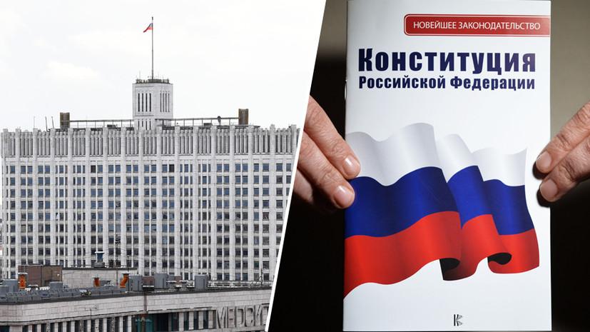 Новые задачи — новый глава правительства: Путин предложил кандидатуру главы ФНС Мишустина на пост премьера