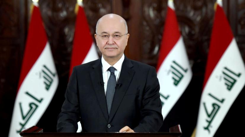 В Ираке заявили, что не желают становиться новым полем битвы