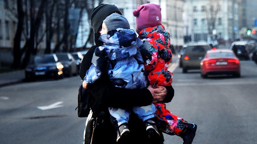 «Выбраться из демографической ловушки»: Владимир Путин объявил о расширении программы материнского капитала