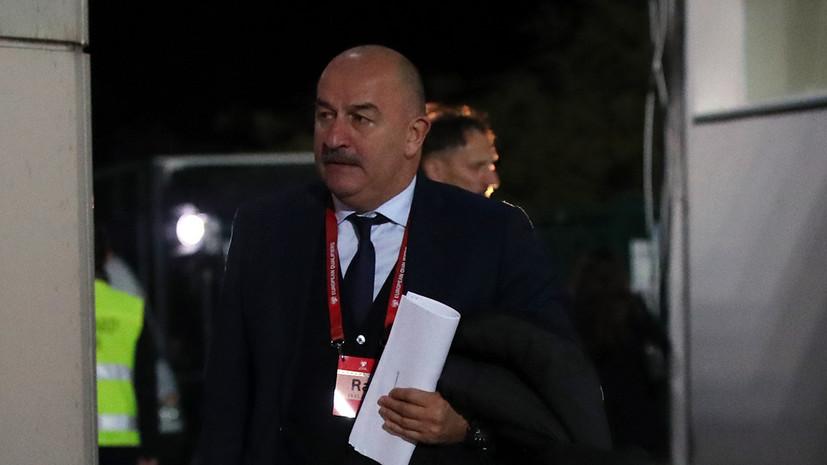 СМИ: РФС согласовал новый контракт с Черчесовым