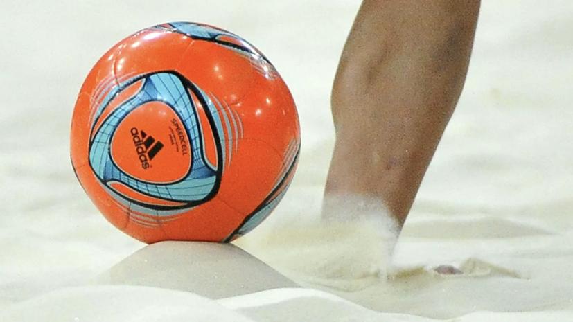 Земсков рассказал о своей первой зарплате в пляжном футболе
