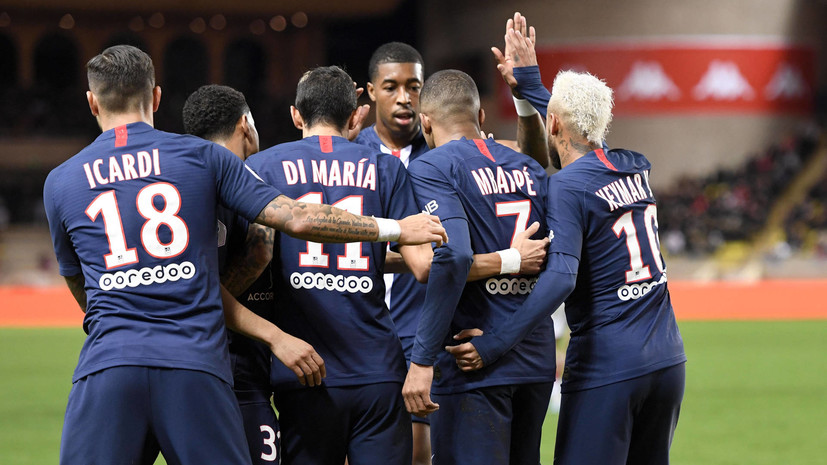 Реванш ПСЖ и «Монако», дубли Лукаку и Дибалы, победы МЮ и «Тоттенхэма»: чем запомнилась середина недели в еврофутболе