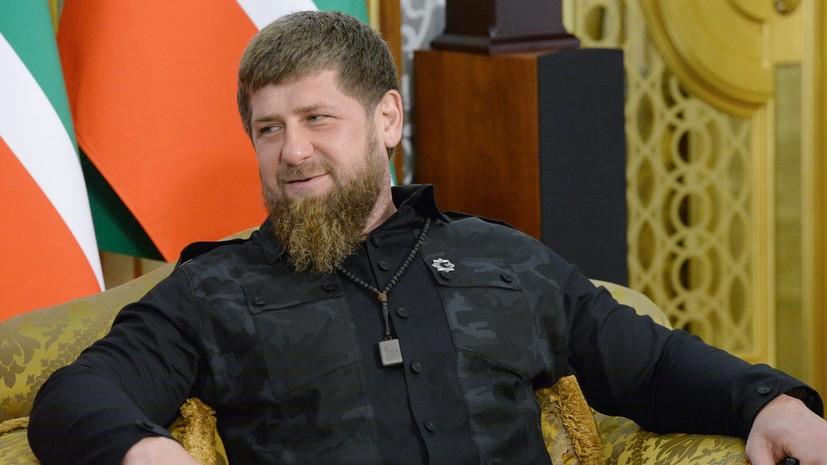 Пресс-секретарь заявил, что Кадыров проходит курс лечения