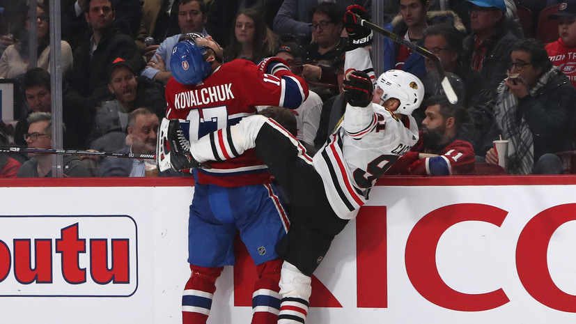 Передача Ковальчука не спасла «Монреаль» от проигрыша «Чикаго» в матче НХЛ