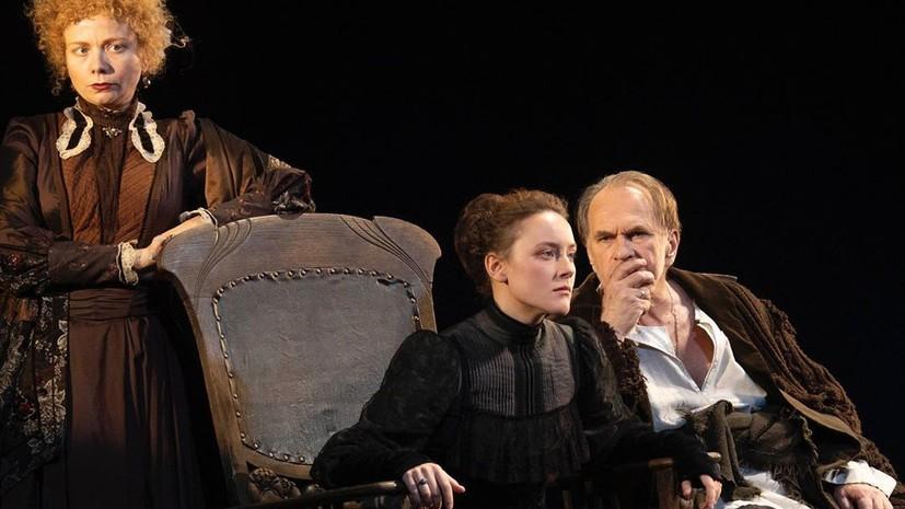 Директор театра Мариньи пригласил Театр Вахтангова на гастроли в Париж