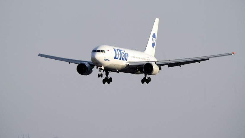 Первый рейс из Ханты-Мансийска приземлился в Кургане
