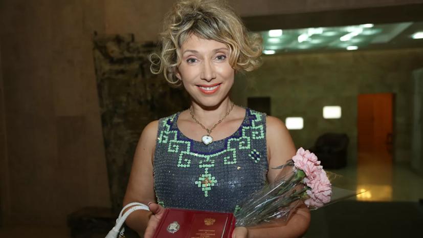 Елена Воробей рассказала о самочувствии после травмы руки