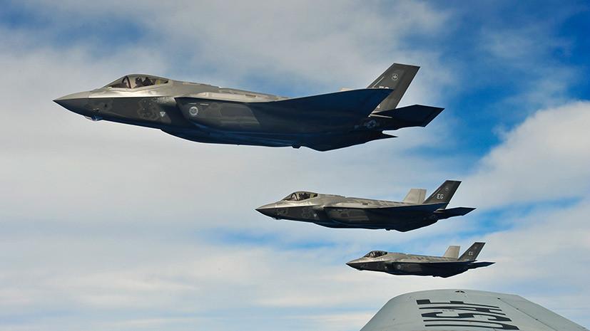 «Доказательство лояльности»: что может стоять за решением Польши закупить американские F-35