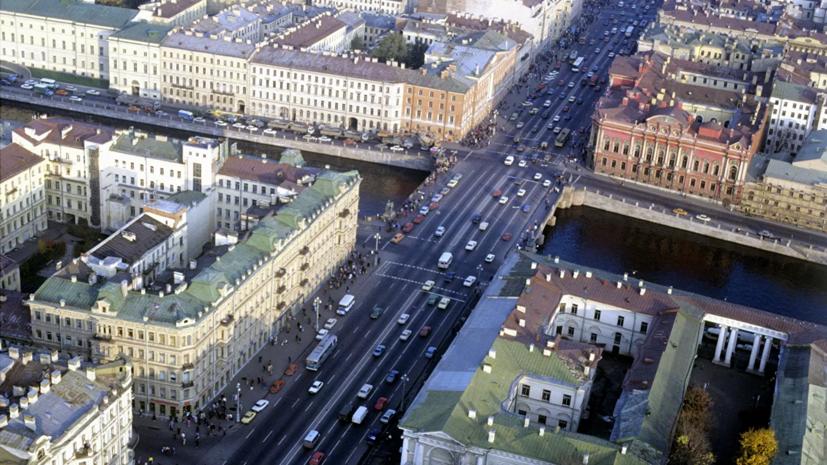 В Петербурге выделят 3,4 млрд рублей на благоустройство города